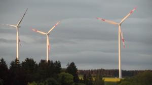 Energieproblem Windpark