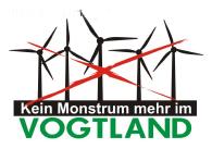 Bürgerinitiativen gegen Windkraft im Vogtland