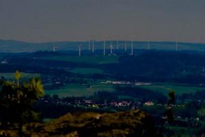 WEA im Vogtland Hoher Stein